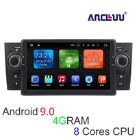 4G RAM Android 9.0 Car DVD Player For FIAT Linea car radio GPS Navigator audio stereo with bluetooth wifi