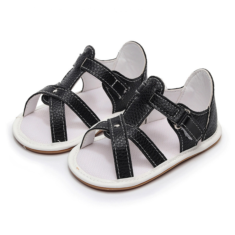 Newborn Infant Baby Boys Casual Camouflage Summer Soft Flat Roman Shoes Bebek Ayakkab Newborn Shoes