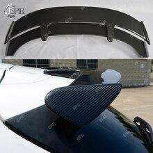 For Mazda 3 Axela BM (2014-2017) AE Style Carbon Fiber Rear Spoiler (5 Dr) Tuning Part Trim Roof