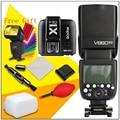 2016 Новые Поступления Godox V860II C E-TTL HSS 2.4 Г Беспроводная Вспышка Speedlite Для Canon DSLR X1T-C беспроводного Триггера для Canon
