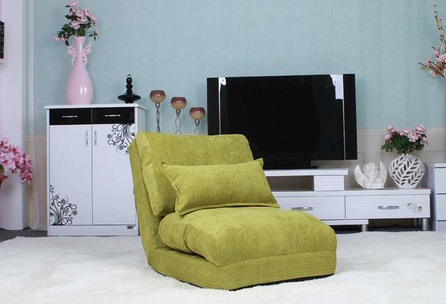Multifunctional Sofa Fashion Casual Floor Beanbag Chair Folding Stool Versatile Windows And Bed