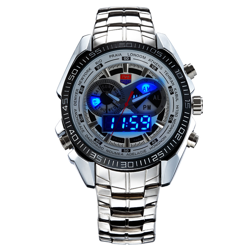 Men's Watch Fashion Military