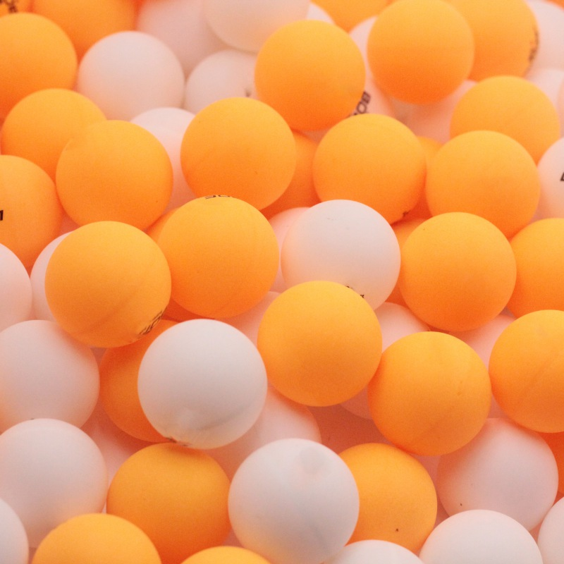 3pcs Professional Table Tennis Ball 1 Star (Celluloid) Training Ping Pong Balls Racquet Sports Training Competition Accessories