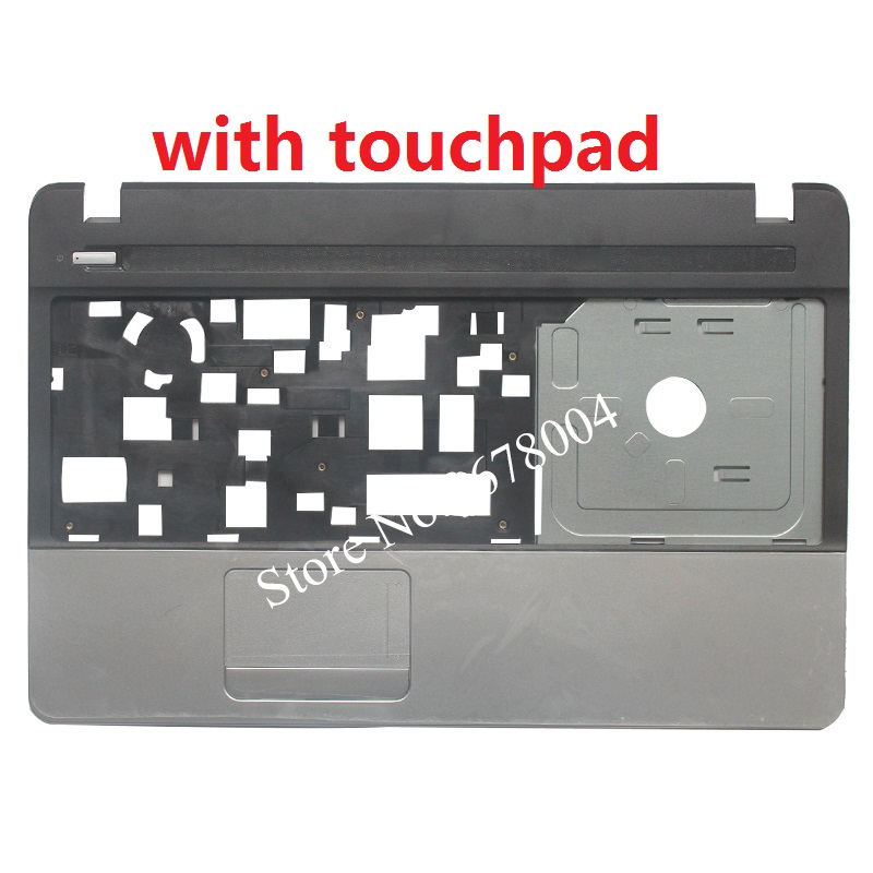 NEW case cover For Acer Aspire E1-571 E1-571G E1-521 E1-531 E1-531G Palmrest COVER with touchpad new laptop keyboard for acer aspire e1 521 531 571 e1 521 e1 531 e1 531g e1 571 e1 571g us version