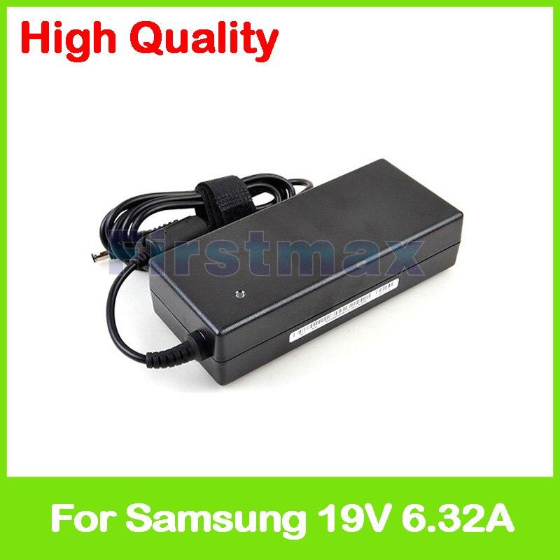 19 В 6.32A ac адаптер питания ADP-120ZB BB AD-12019G зарядное устройство для ноутбука samsung AIO DP500A2D DP700A3B игр PC NP800G5M-X01US