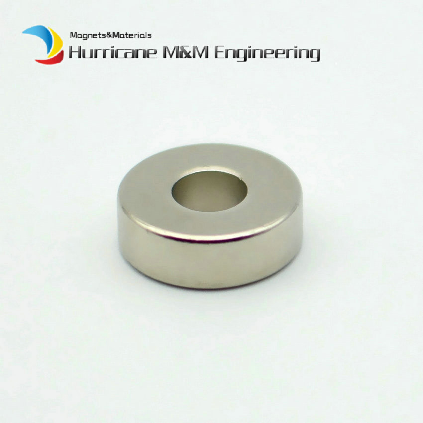 цены NdFeB N42 Magnetic Ring OD 15x6x5 Precision with Strong Attraction Neodymium Permanent Rare Earth industrial Magnets 12-600pcs
