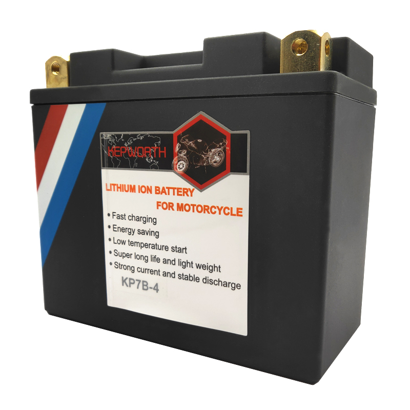 12V 7Ah 9Ah 12Ah 14Ah CCA 260A 350A 450A Motorcycle LiFePO4 Battery Motorbike LFP With BMS Voltage Protection(China)