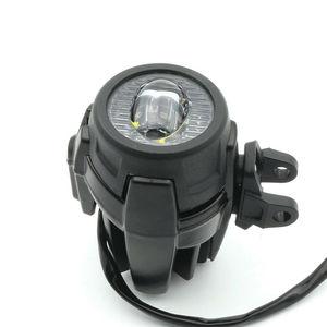 Image 3 - 2 sztuk 40W światło pomocnicze LED lampa 6000K Super jasne mgła światło drogowe zestawy LED żarówki DRL do motocykli BMW K1600 R1200G