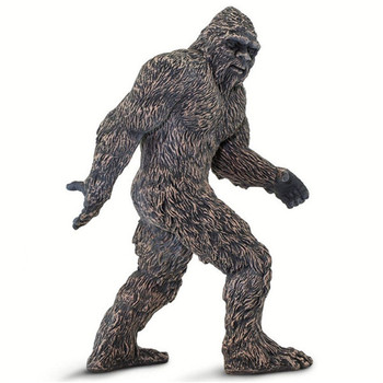King Kong Bigfoot Statues Monster Yeti Animal Figurine Art Sculpture Colophony Crafts Home Garden Office Desktop Decoration R156 figurine