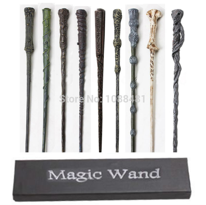 Led harry potter light up wand hermione dumbledore sirius for Harry potter dumbledore wand