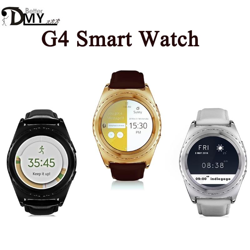 2016 G4 font b Smart b font font b Watch b font Full screen Heart Rate