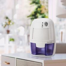 Полупроводниковый осушитель воздуха мини портативный домашний осушитель воздуха влагопоглотитель Низкий уровень Шума Осушитель для шкафа
