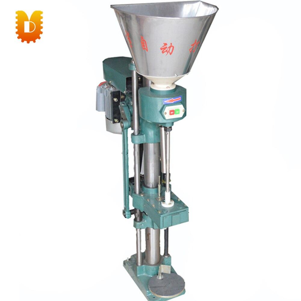 UDDS-Semi wine bottle plugging machine red wind bottle sealing machine smad 28 bottle wine chiller cellar bar
