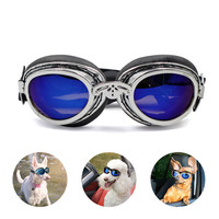 New Dog Sunglasses Foldable Pet Dog Glasses Wind Protection Goggles For Small And Medium Dog Accessories