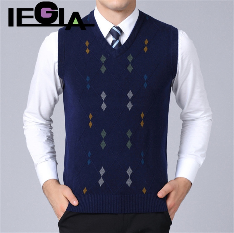 Men Sweater Winter&Spring Jumpers Cashmere Knitted Sweaters Vest Warm Turtleneck Pullovers High Quaulity Fashion Clothing