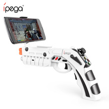 Ipega Joystick PG-9082 Android Bluetooth Sem Fio Game Controller Joystick Arma Para O Telefone/para Pad/Telefone Android Tablet PC