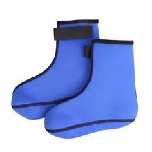 Новинка 1 пара плавание, серфинг, дайвинг носки 3 мм неопрена Подводные ботинки для водных видов спорта