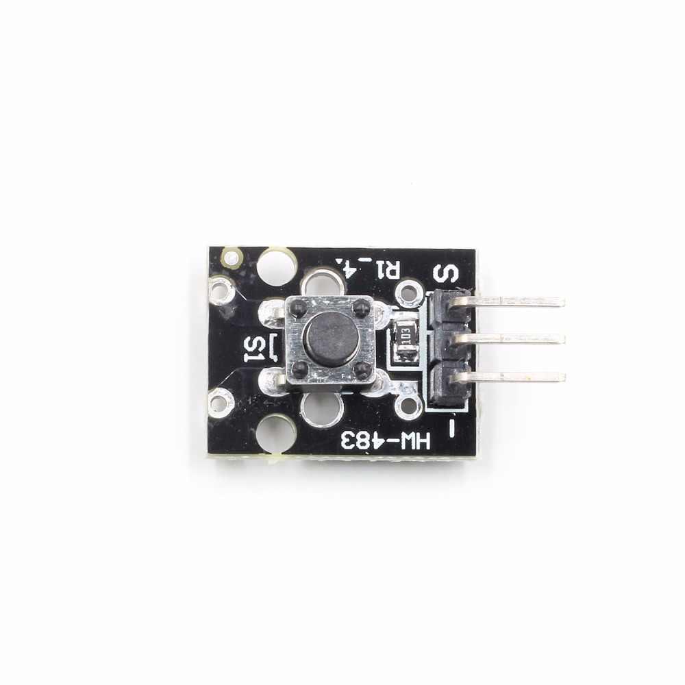 Nowy KY-004 przełącznik kluczykowy moduł AVR PIC UNO MEGA2560 Breadboard