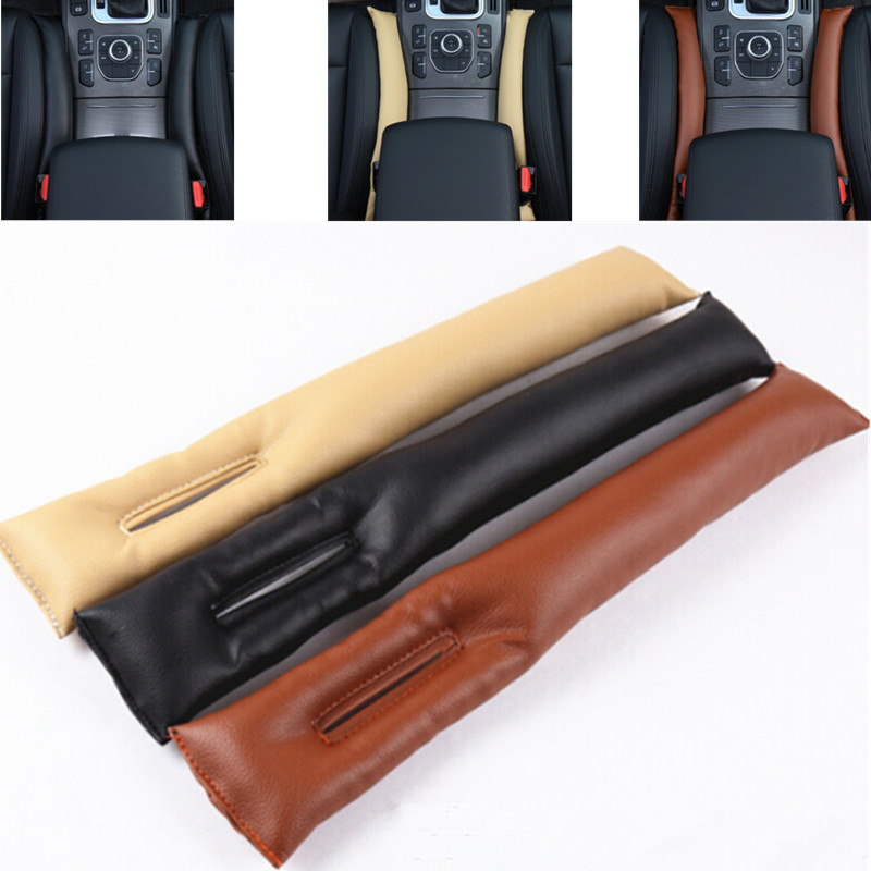 High Quality 2pcs Car Interior Car <font><b>Seat</b></font> Pad Gap Fillers Holster for <font><b>Peugeot</b></font> RCZ 206 207 208 <font><b>301</b></font> 307 308 406 407-508 2008-6008 image