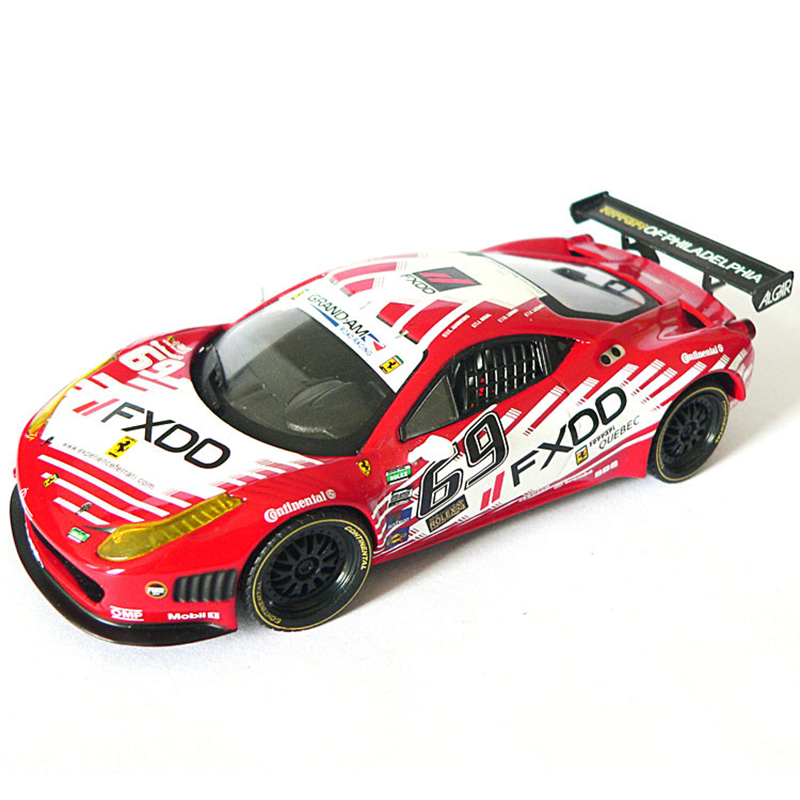 exquisite design 143 scale red 69 sports racing alloy car models kids gifts collections