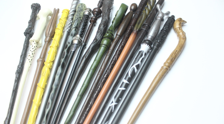 harry potter lowest price wand ron luna snape ginny weasley narcissa wand wholesale 18styles for choose