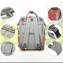 Comfortable Backpack for Baby Bottles and Other Supplies