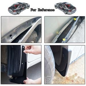 Image 5 - 50pcs 8mm לקסוס סובארו ניסן אוטומטי מחברים פגוש פנדר בוץ דש מגן בץ פלסטיק מסמרת תיקון קליפ כיסוי רכב סטיילינג