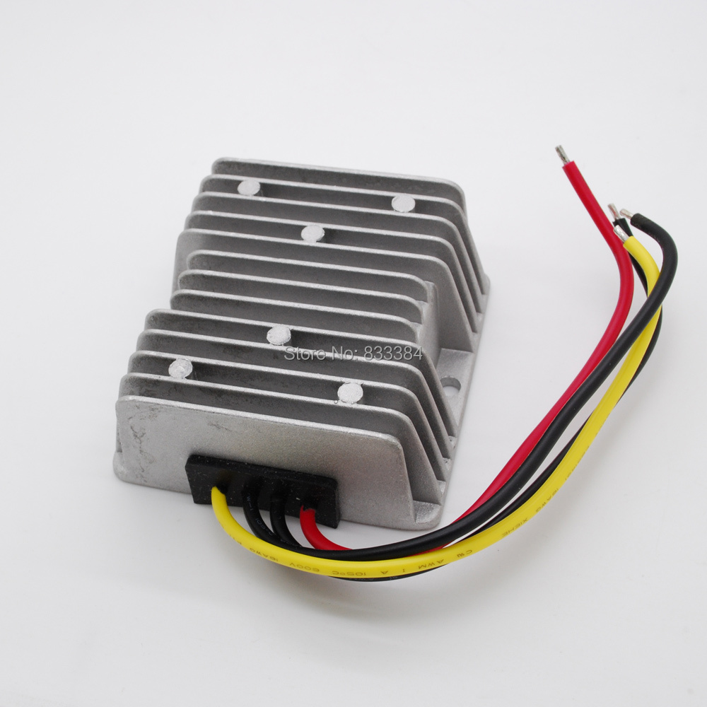 DC-DC Converter 12V/24V(8V-40V) Step down to 5V 20A 100W dc to dc converter module irf1404 40v 162a to 220