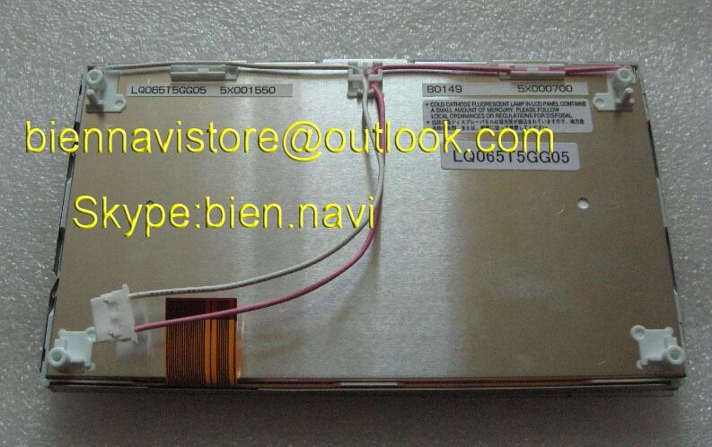 Gloednieuwe lcd-scherm LQ065T5GG05 / LQ065T5GG06 / LQ065T5GG07 voor - Auto-elektronica