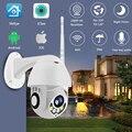 WIFI Camera Outdoor PTZ IP Camera 1080 p Speed Dome Cctv Camera WIFI Exterieur 2MP IR Thuis Surveilance