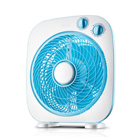 Candimill 2019 New Style Desk Electric Portable table fan 3 Speed Stand Cooling Fans for Home office With Timing