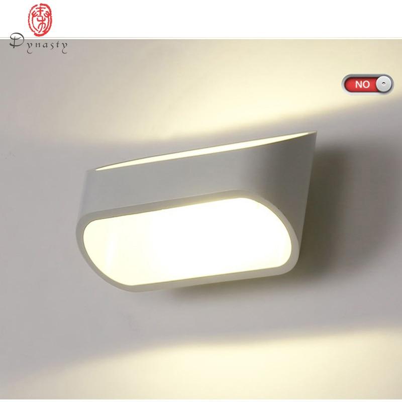 Moderne aluminijaste LED stenske svetilke 5W modna jedilnica - Notranja razsvetljava - Fotografija 3