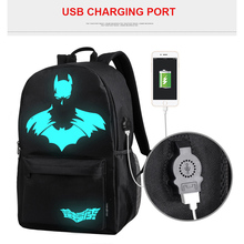 USB Charge Laptop Computer Backpack