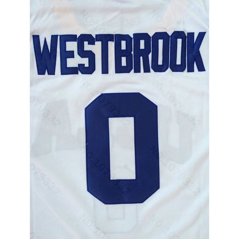 new styles 1aa80 bdbda spain russell westbrook jersey number 2b3da debe9
