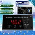 Купить EPM6600 300 В/30A/9kw AC одноместный fase электрических параметров тестер/квтч метр/энергии измерения дешево