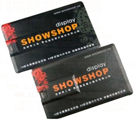 Free shipping innovative commercial gift design&production:customized USB flash driver business card,special name card,MOQ:20pcs