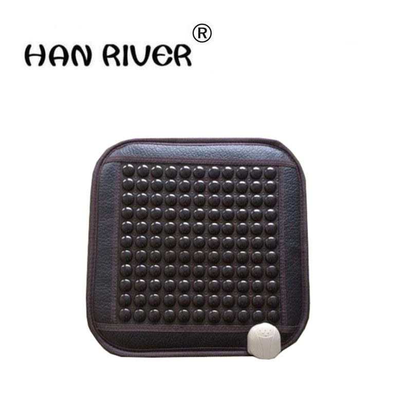 45 * 45 cm jade cushion ms tomalin germanium stone cushion far infrared heating body health cushion foot massager jade cushion ms tomalin germanium stone cushion far infrared heating health boss chair cushion foot 45 45 cm