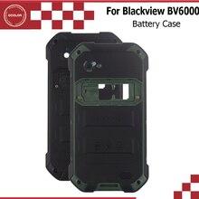 Ocolor ل Blackview BV6000 غطاء بطارية احتياطية الصلب Bateria واقية الغطاء الخلفي ل Blackview BV6000 اكسسوارات المحمول