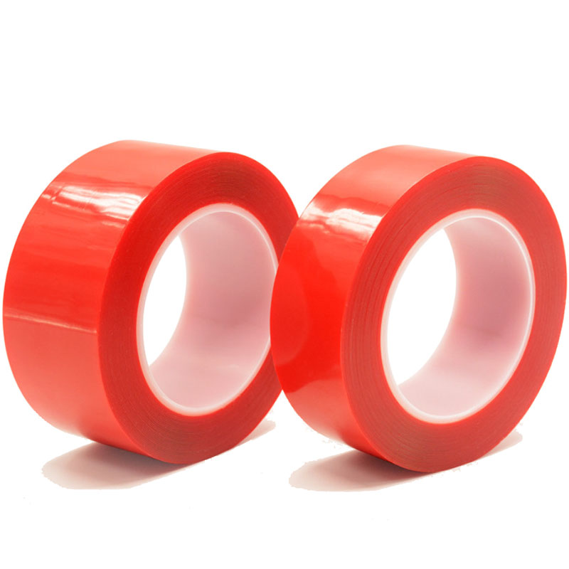 3M/5M 5mm 6mm 8mm 10mm 12mm 15mm Double Sided Adhesive Strong seamless Transparent Acrylic Foam Tape No Traces Sticker
