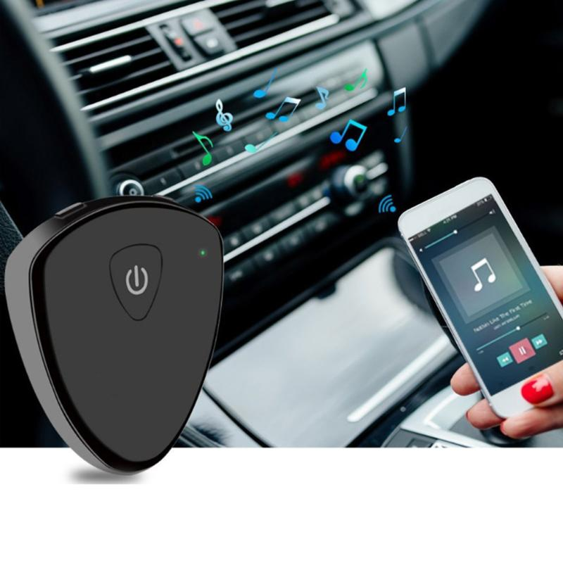 Integrated Bluetooth4.1 Transmitter Receiver Bluetooth Adapter Car Kit Speaker Multipoint Speakerphone Hands Free Music Receiver стоимость