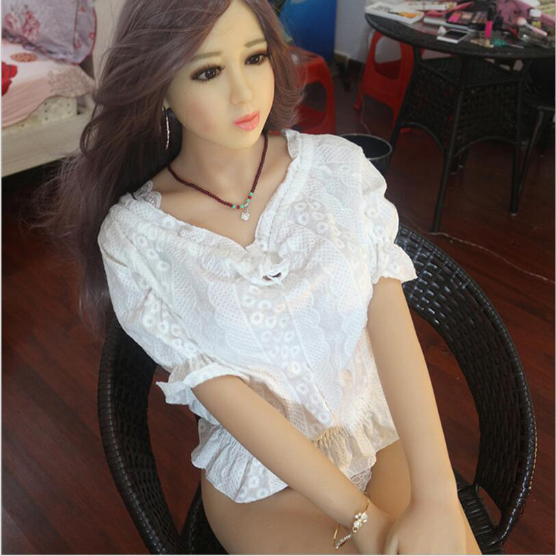 165cm high quality real silicone adult sex doll with skeleton for man oral sex anal sex vagina for men newest 165cm real feeling sex doll with skeleton adult real love doll for man full silicone love doll for man sex product