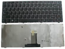 Новая клавиатура SSEA для ноутбука Lenovo Y480, Y480N, Y480M, Y480A, Y480P