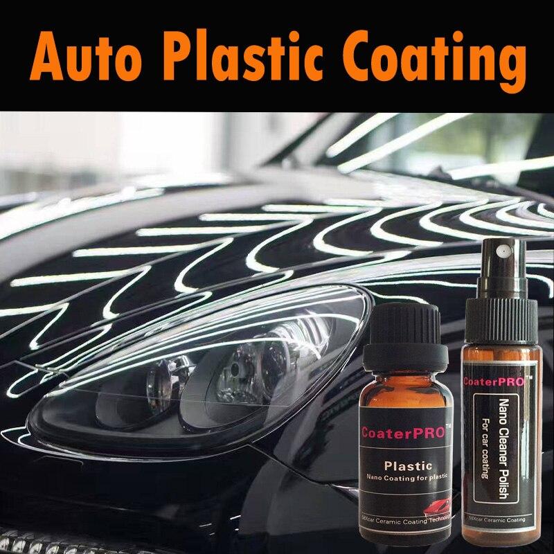 AUto plastic coating---COATERPRO