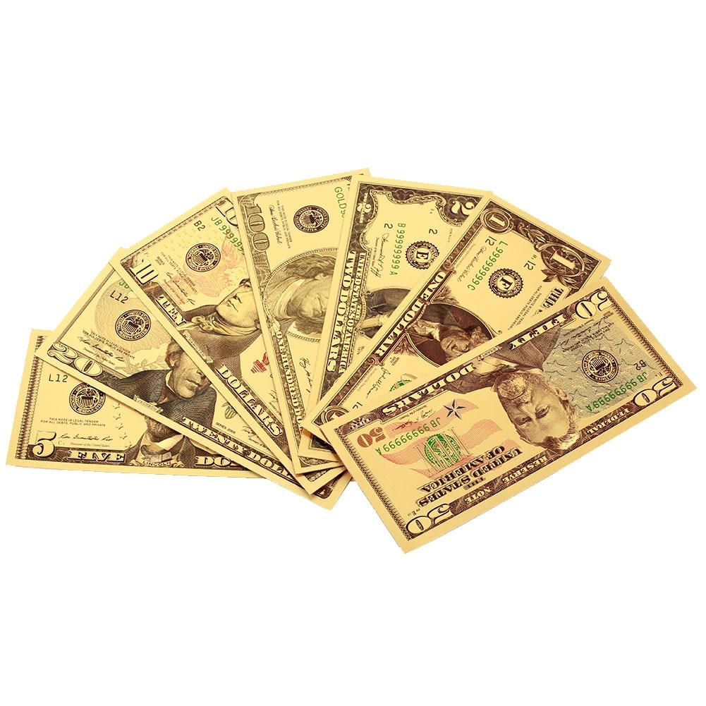 Blue Seal US Banknote Fridge Magnet Currency Souvenir One Million Dollar Bill
