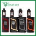 Original Smok Alien Kit 220W Box Mod w/ 3ml TFV8 Baby Tank vaporizer e electronic cigarette Vape Kit VS Smok ULTRA vs Smok Gpriv