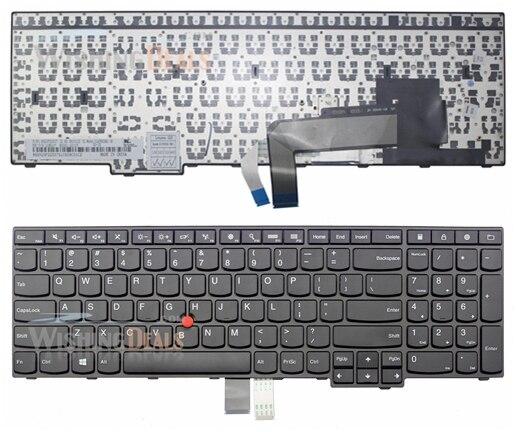 Prix pour Original Nouveau pour Lenovo ThinkPad E550 E550c E555 NOUS Anglais clavier