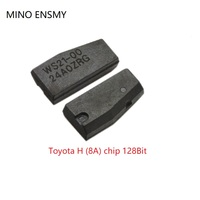 2013 for toyota H auto transponder chip 128Bit for corolla, RAV4,H car key Chip, 2pcs/lot Free shipping,