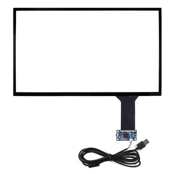 """15.6"""" Capacitive Touch Panel,Compatible with 15.6 inch 16:9 LCD,such as LP156WH4 LQ156T3LW02 B156HW01 B156HAN01.2  NV156QUM"""