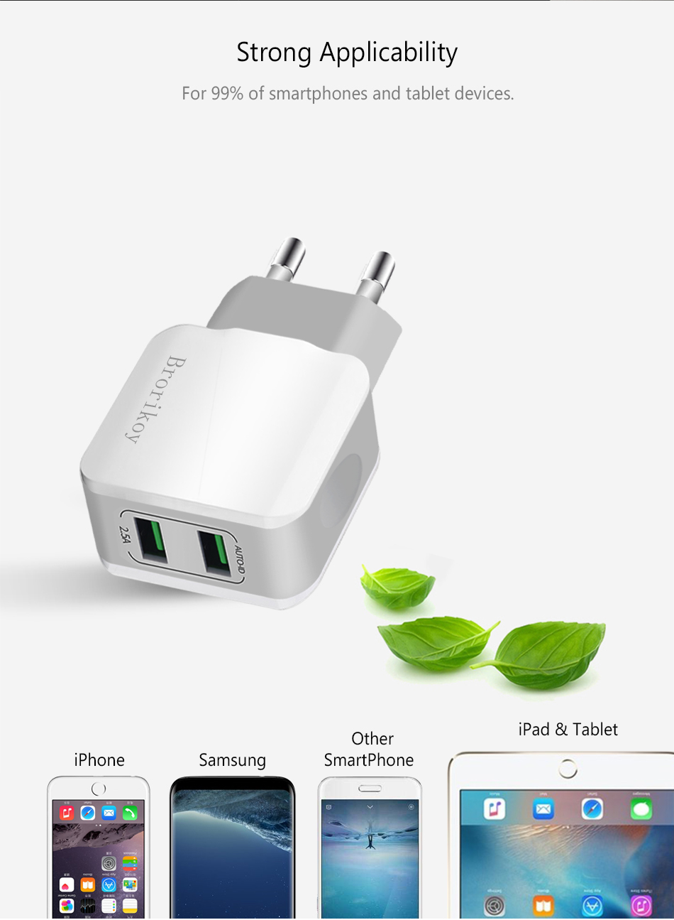 Usb Wall Charger For Iphone Samsung 5 6 7 8 Edge Plus Adapter Charging System Wiring And Main Power Supply Circuit Ndash 2006 Aprilia Rs125 Offers Fast Efficient High Efficiency Low Energy Consumption Protective To Prevent Overcharging