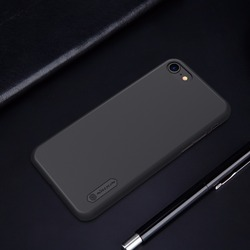 NILLKIN Case for iphone 8 Case iphone 8 plus case Super Frosted Shield Hard Plastic Back Cover with Screen Protector 5